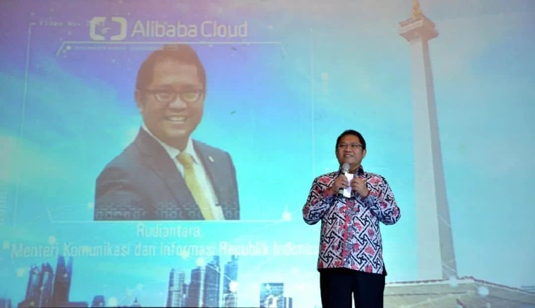Launch of Indonesia Trading Infrastructure
